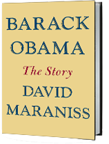 Barack Obama book jacket