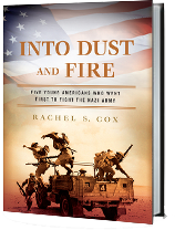 Into Dust and Fire book jacket