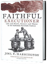 The Fairful Executioner book jacket